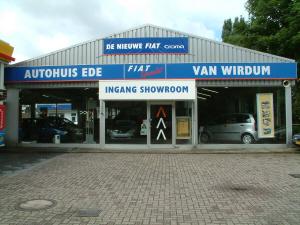 Autohuis Ede van Wirdum BV - Pand